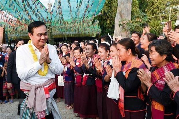 Thailande : le Premier ministre sortant qualifie pour le prochain scrutin hinh anh 1
