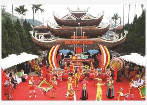 Se rendre a la fete de la pagode des Parfums au printemps hinh anh 1