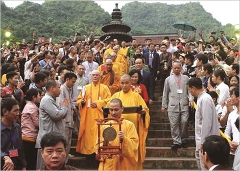 Se rendre a la fete de la pagode des Parfums au printemps hinh anh 2