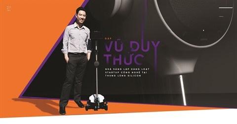 De jeunes Vietnamiens de l'etranger apportent leur pierre a l'edifice hinh anh 2