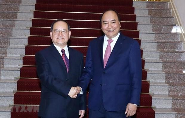 Le Vietnam plaide pour le partenariat strategique avec la Chine hinh anh 1
