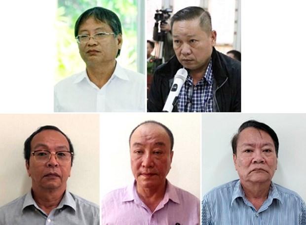 """Affaire Vu """"Nhom"""": Cinq autres personnes poursuivies en justice hinh anh 1"""