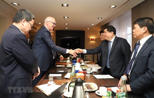 Vietnam et Allemagne promeuvent la cooperation dans les sciences et technologies hinh anh 1