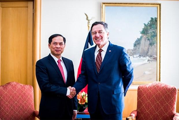 Intensification des relations entre le Vietnam et le Chili hinh anh 1