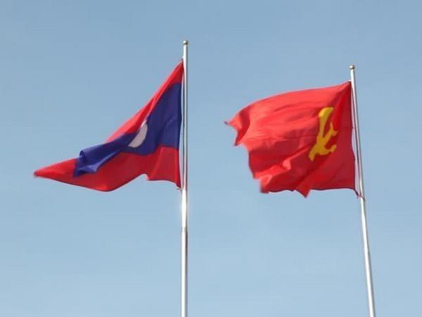 Felicitations au Laos a l'occasion de l'anniversaire au PPRL hinh anh 1