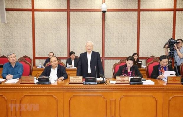 La province de Nghe An doit s'efforcer de devenir une localite phare hinh anh 1