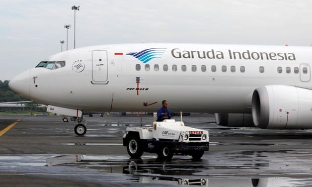Indonesie: Garuda annule une commande de 49 Boeing 737 MAX apres deux crashs hinh anh 1