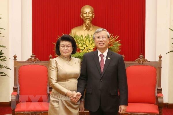 Le Vietnam attache de l'importance a l'amitie avec le Cambodge hinh anh 1