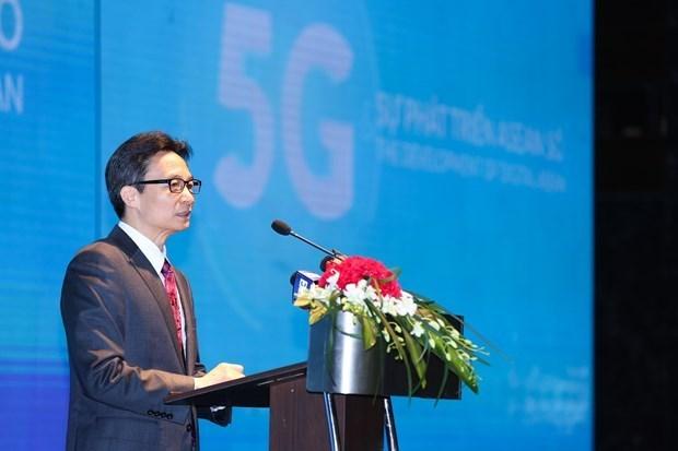 Developper la 5G est important pour les pays de l'ASEAN hinh anh 1