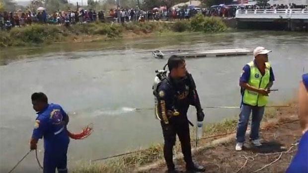 Cinq Vietnamiens ont trouve la mort dans un accident en Thailande hinh anh 1