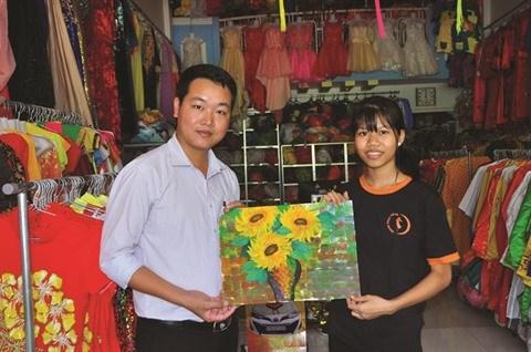 Thach Chanh Do peint pour elle et pour la vie hinh anh 2
