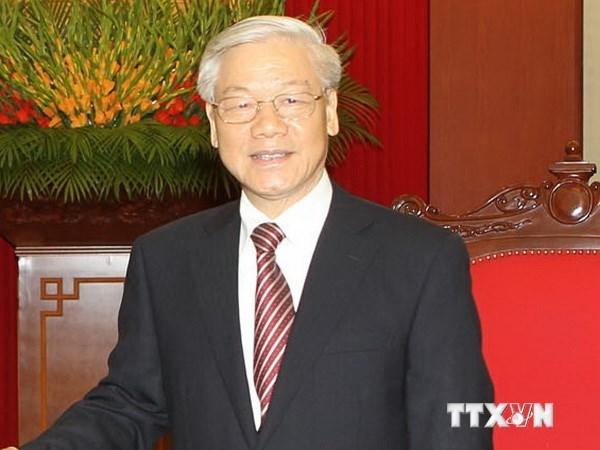 Le Vietnam felicite la Thailande et le Kazakhstan hinh anh 1