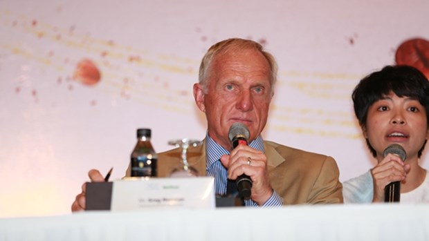 «Le potentiel de l'industrie golfique au Vietnam est incroyable» hinh anh 1