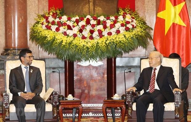 Le Vietnam et les EAU ont un potentiel de cooperation a long terme hinh anh 1