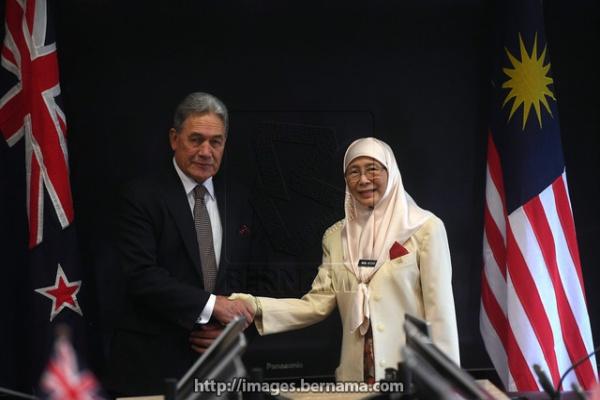 La Malaisie et la Nouvelle-Zelande cooperent dans la lutte contre le terrorisme hinh anh 1