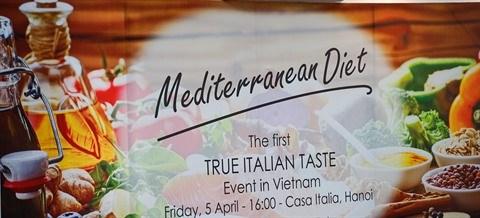A la decouverte de la gastronomie italienne a Hanoi hinh anh 2