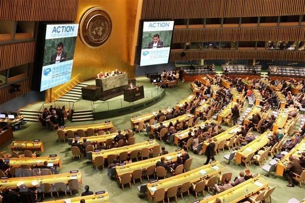 Le Vietnam s'engage pour le maintien de la paix de l'ONU hinh anh 2