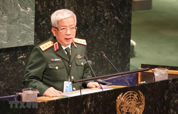 Le Vietnam s'engage pour le maintien de la paix de l'ONU hinh anh 1