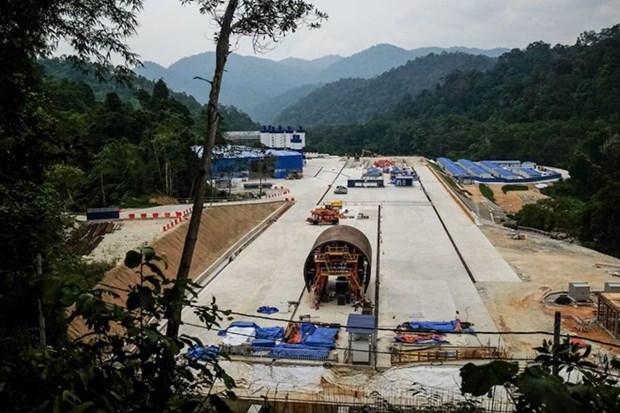 La Malaisie et la Chine sur le point d'achever les negociations sur le projet ECRL hinh anh 1