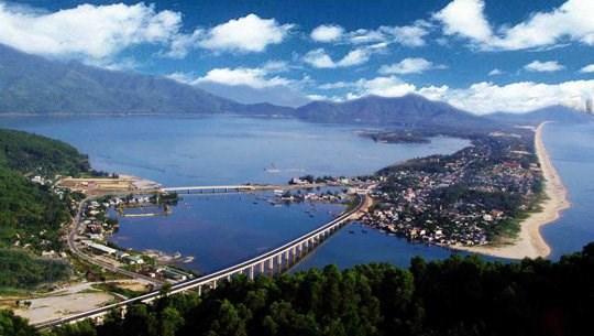 Lang Co, plus belle baie du monde, donne rendez-vous hinh anh 1