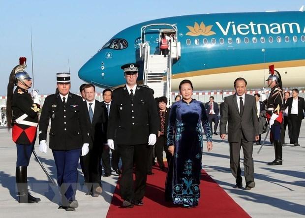 L'AN du Vietnam et le PE cruciaux pour les liens Vietnam-UE hinh anh 1