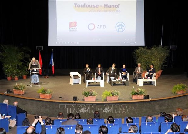 Cloture des 11e Assises de la cooperation decentralisee franco-vietnamienne a Toulouse hinh anh 1