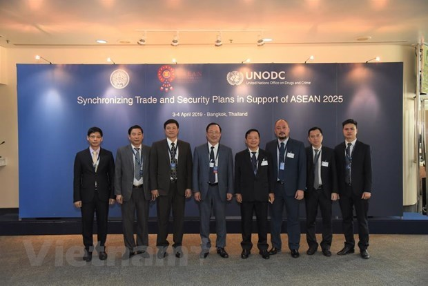 Le Vietnam s'engage a participer a la cooperation dans la lutte contre le criminels de l'ASEAN hinh anh 1