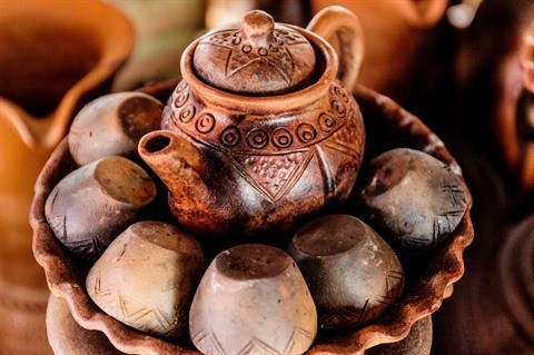 L'art Cham de la ceramique en route vers une reconnaissance de l'UNESCO hinh anh 1