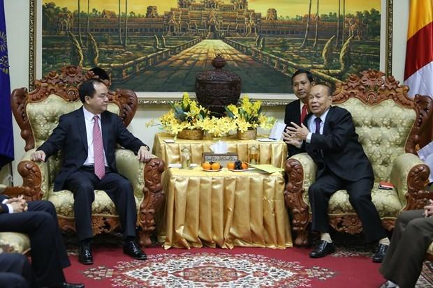 Vietnam et Cambodge cooperent pour promouvoir la liberte de religion et de croyance hinh anh 1