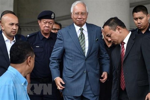 Malaisie: l'ex-PM Najib Razak plaide non coupable a l'ouverture de son proces hinh anh 1