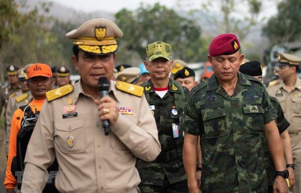 Thailande : le chef de l'armee met en garde contre les manifestations hinh anh 1