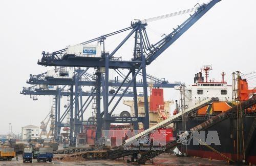 Le Vietnam a exporte 58,51 mds de dollars de biens au premier trimestre hinh anh 1
