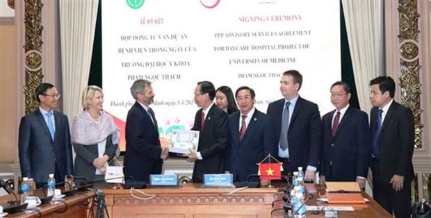 L'IFC aide Ho Chi Minh-Ville a construire des installations medicales par le PPP hinh anh 1