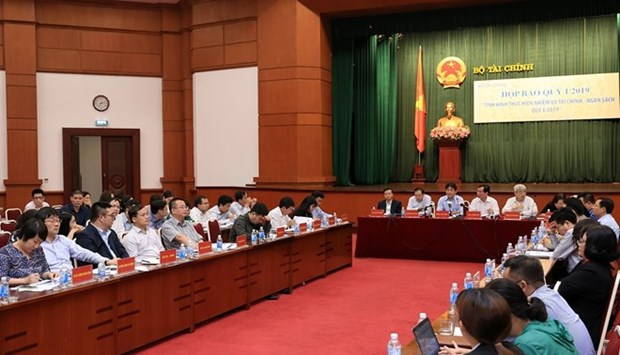 Le Vietnam enregistre un excedent budgetaire au premier trimestre hinh anh 1