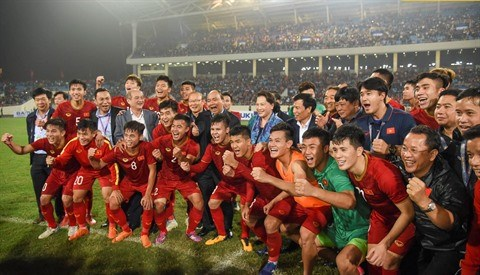 Football : Coupe d'Asie U23 2020: le Vietnam tete de serie hinh anh 1