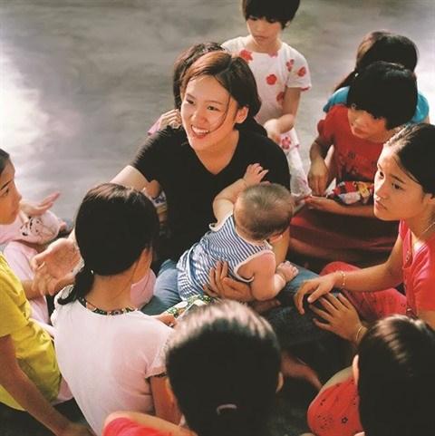 Espelune, lueur d'espoir pour les enfants defavorises hinh anh 2