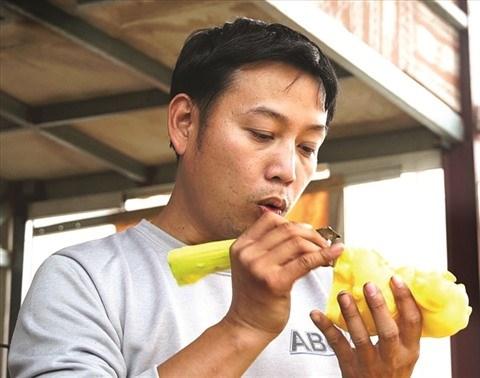 Duong Hoang Thong, artiste sur bougies hinh anh 1