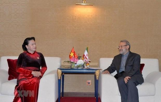 Le Vietnam et l'Iran cherchent a favoriser des partenariats dans divers domaines hinh anh 1