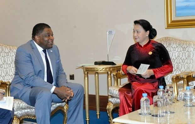 Le Vietnam donne la priorite aux activites de l'Union interparlementaire hinh anh 1