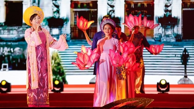 Festival de la culture traditionnelle et echange culturel international a Hanoi hinh anh 2