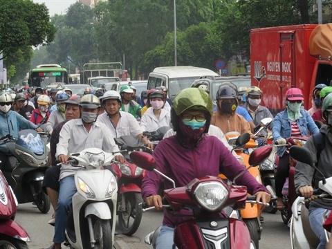 La pollution de l'air appelle a des mesures d'urgence hinh anh 1