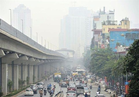 Pollution de l'air: Quelle est la vraie situation de Hanoi? hinh anh 3