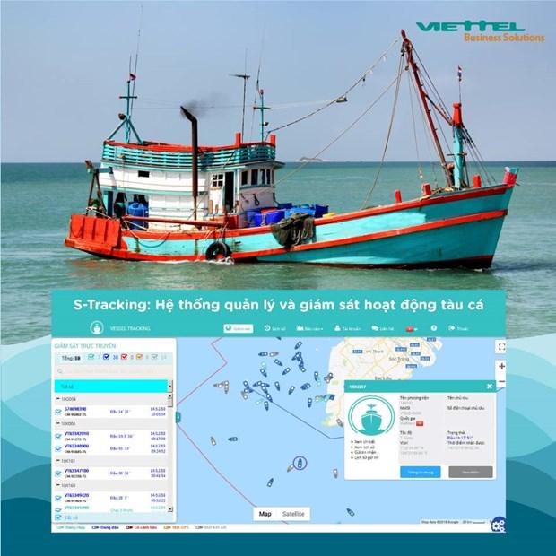 Quang Tri renforce la surveillance satellitaire des bateaux de peche hinh anh 1