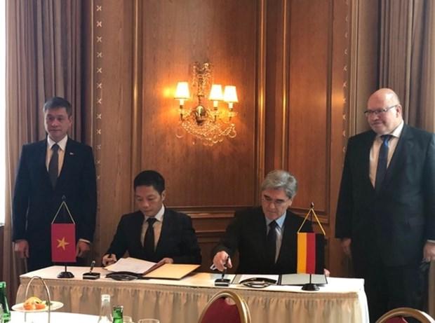 Siemens aide le Vietnam a construire une infrastructure intelligente hinh anh 1