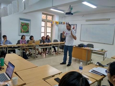 Seminaire sur les competences transversales a Hanoi hinh anh 1