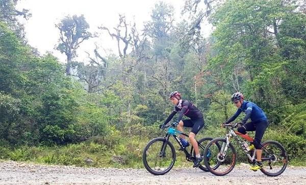 Lao Cai: course cycliste