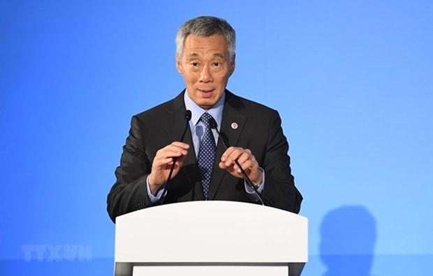 Le PM singapourien qualifie le projet de loi contre les infox d'une avancee hinh anh 1