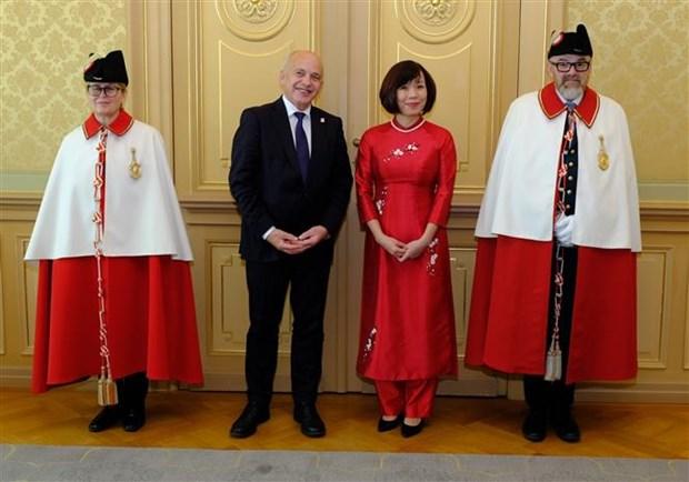 Le Vietnam a un role important dans la politique exterieure de la Suisse hinh anh 1