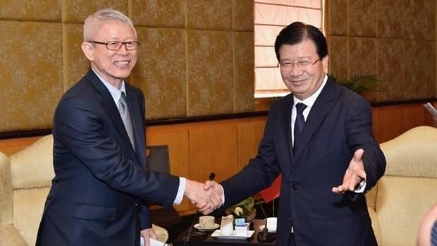 Le Vietnam deroule le tapis rouge pour les investisseurs thailandais hinh anh 1