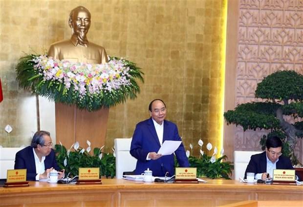 Le gouvernement demande d'observer la discipline financiere hinh anh 1
